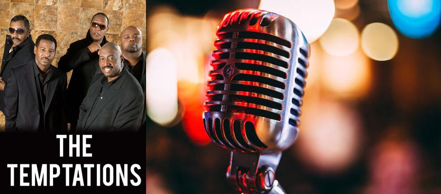 The Temptations at Orpheum Theatre