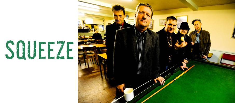 Squeeze at Holland Performing Arts Center - Kiewit Hall