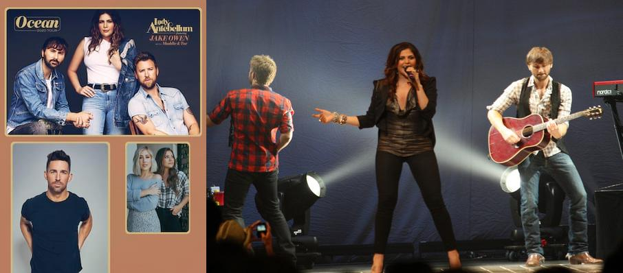 Lady Antebellum at CHI Health Center Omaha