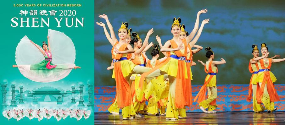 Shen Yun Performing Arts at Orpheum Theatre