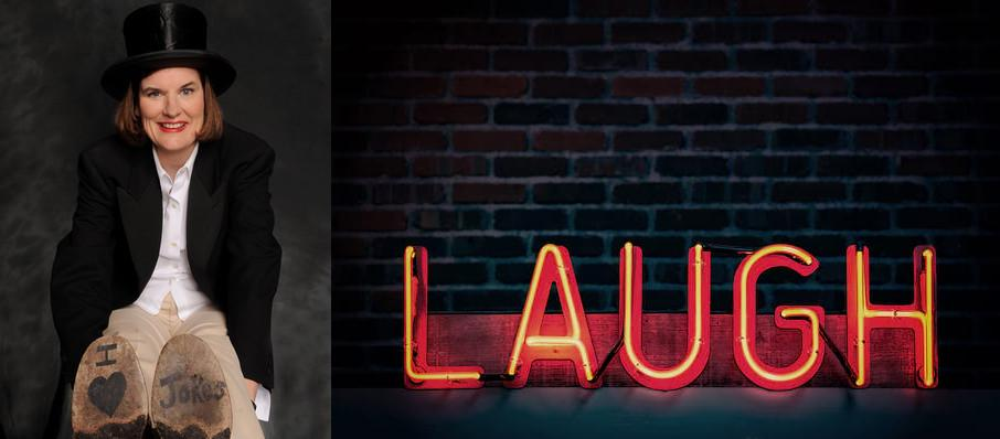 Paula Poundstone at Holland Performing Arts Center - Kiewit Hall