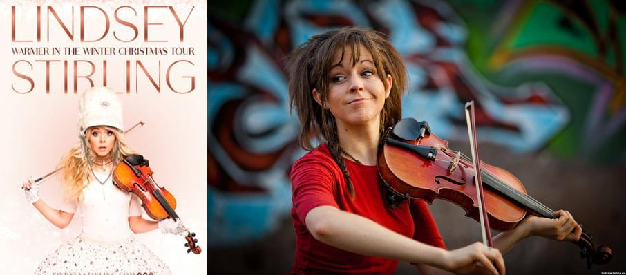 Lindsey Stirling at Baxter Arena