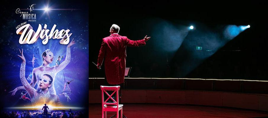 Cirque Musica at CenturyLink Center