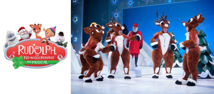 Rudolph the Red-Nosed Reindeer at Orpheum Theatre