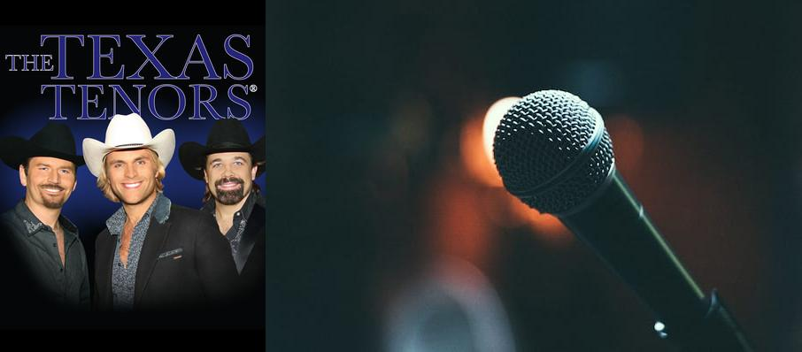 The Texas Tenors at Holland Performing Arts Center - Kiewit Hall