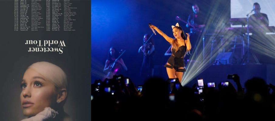 Ariana Grande at CenturyLink Center