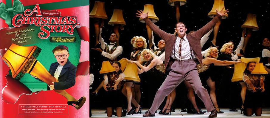 A Christmas Story at Orpheum Theatre