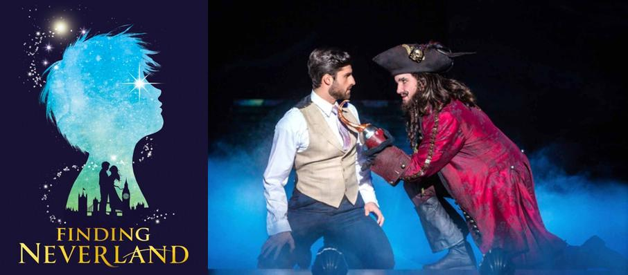 Finding Neverland at Orpheum Theatre