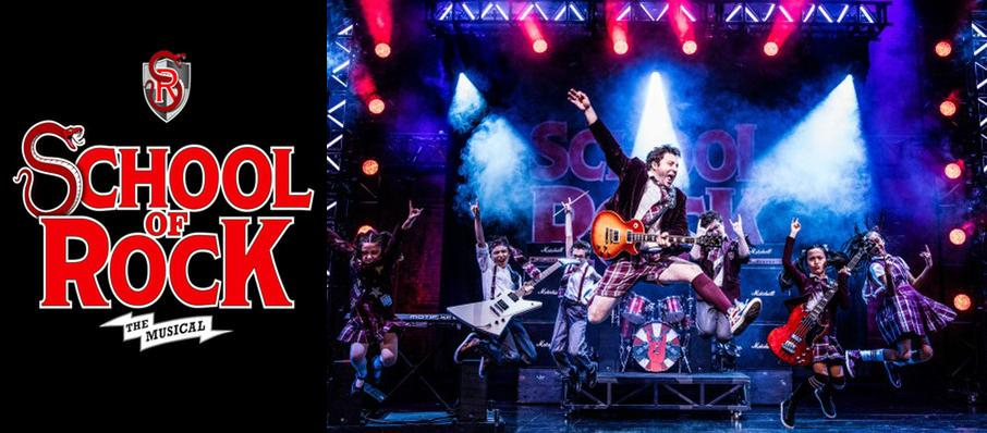School of Rock at Orpheum Theatre