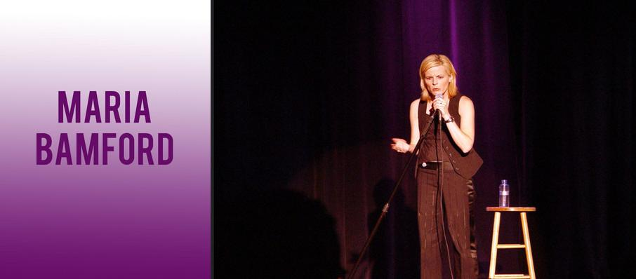 Maria Bamford at The Slowdown