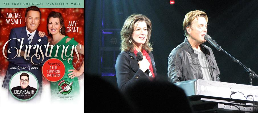 Amy Grant & Michael W. Smith at CenturyLink Center