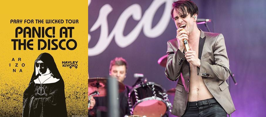 Panic! at the Disco at CenturyLink Center