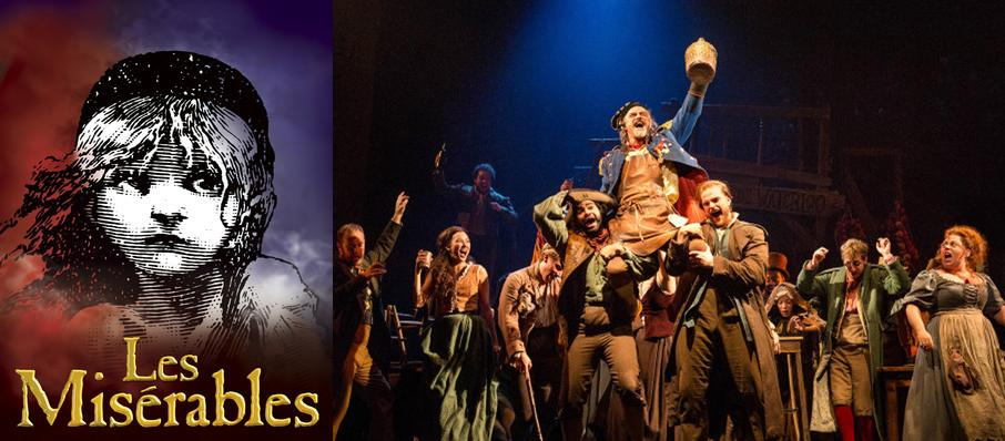 Les Miserables at Orpheum Theatre