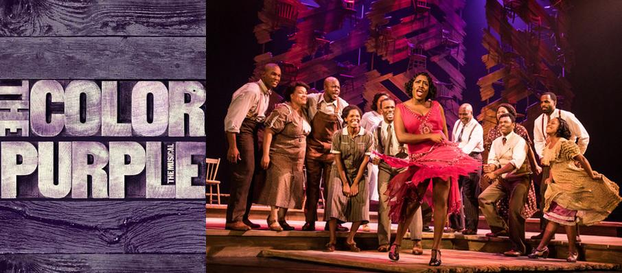 The Color Purple at Omaha Community Playhouse