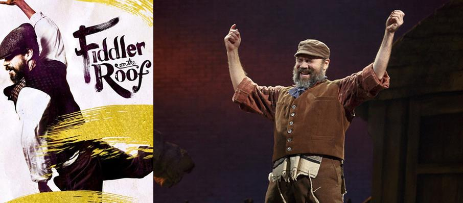 Fiddler on the Roof at Orpheum Theatre