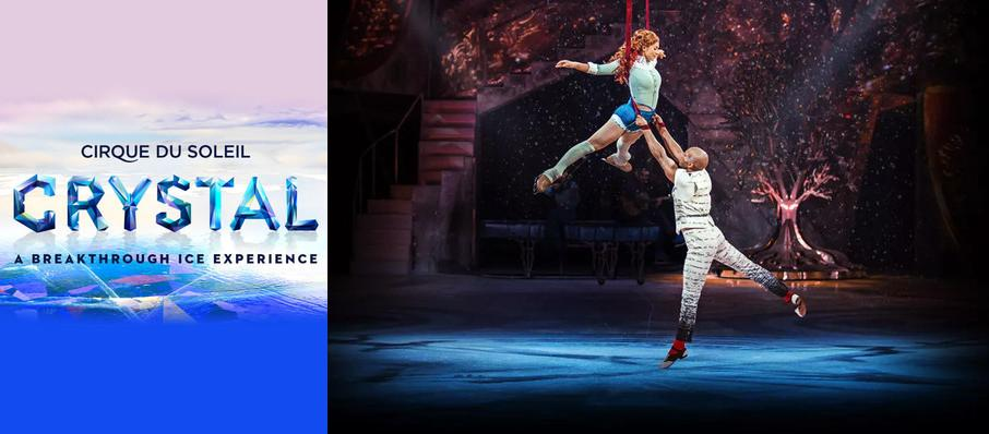 Cirque Du Soleil - Crystal at CHI Health Center Omaha