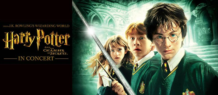 Film Concert Series - Harry Potter and The Chamber of Secrets at Holland Performing Arts Center - Kiewit Hall