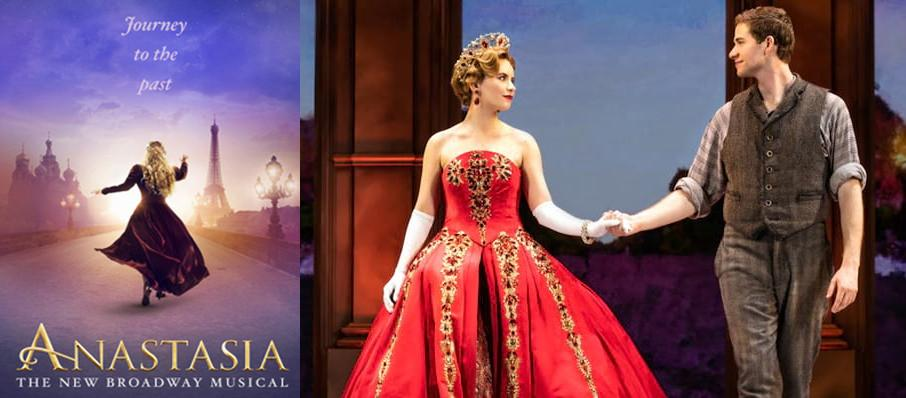 Anastasia at Orpheum Theatre