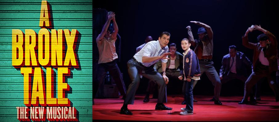 A Bronx Tale at Orpheum Theatre