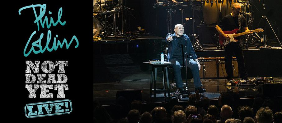 Phil Collins at CHI Health Center Omaha