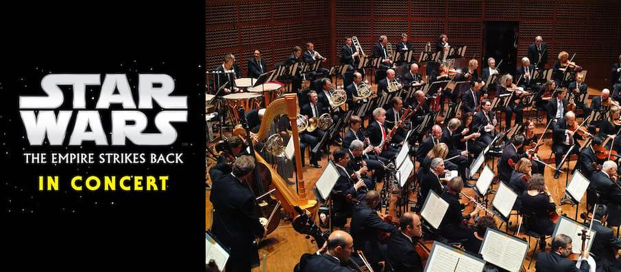 Star Wars - The Empire Strikes Back In Concert at Holland Performing Arts Center - Kiewit Hall