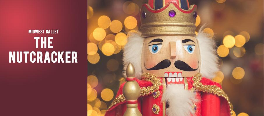 Midwest Ballet - The Nutcracker at Orpheum Theatre