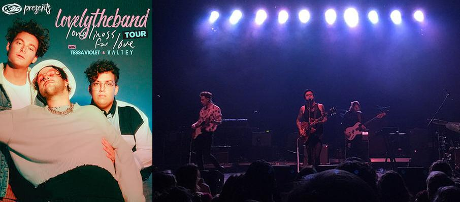 lovelytheband at The Slowdown