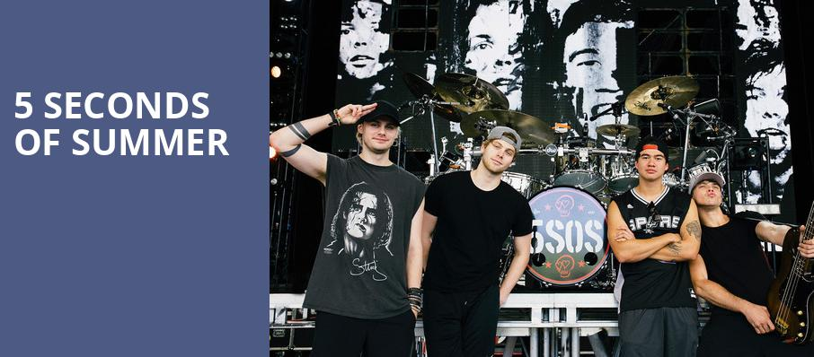 See 5 Seconds Of Summer In A City Near Omaha