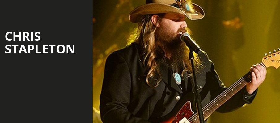 Chris Stapleton, CHI Health Center Omaha, Omaha