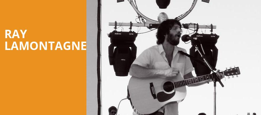 Ray LaMontagne, Holland Performing Arts Center Kiewit Hall, Omaha