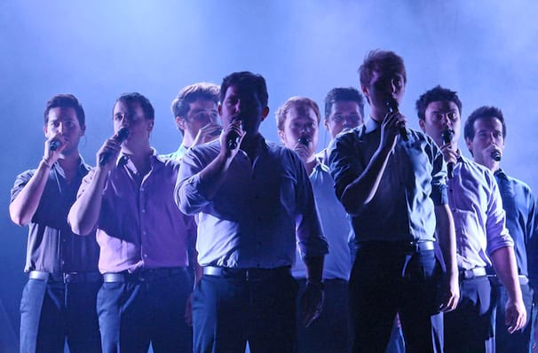 The Ten Tenors, Holland Performing Arts Center, Omaha