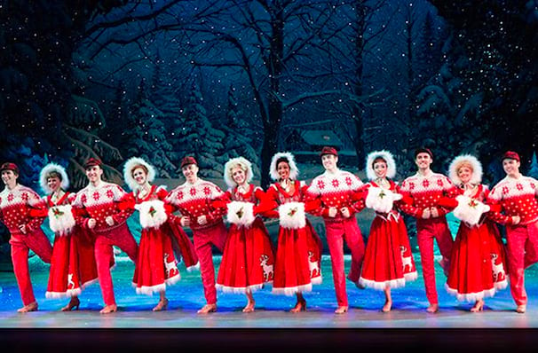 Irving Berlins White Christmas, Orpheum Theatre, Omaha