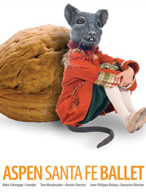 Aspen Santa Fe Ballet: The Nutcracker Poster
