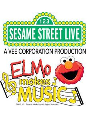 Sesame Street Live: Elmo Makes Music Poster