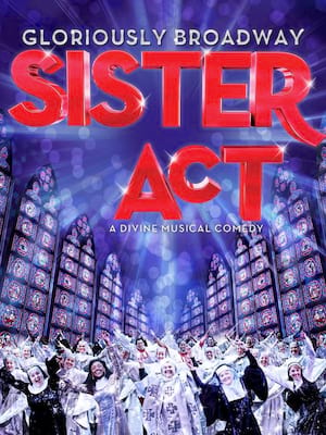 Sister Act Poster