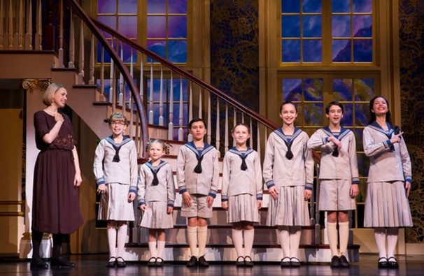 The Sound of Music, Orpheum Theatre, Omaha